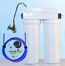 Sealed undersink water filters by ESD Water.