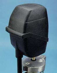 The Well Pro Dry Pellet Chlorinator.